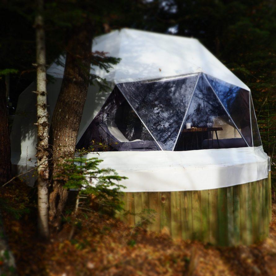 glamping çadır